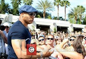 LL Cool J  hosts the official grand opening of Wet Republic At MGM Grand Resort Casino  Las Vegas,...