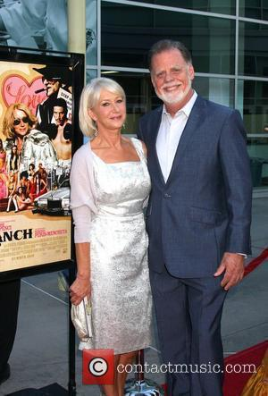 Helen Mirren & Taylor Hackford The Love Ranch LA Premiere at the ArcLight Theatre Hollywood, California - 23.06.10