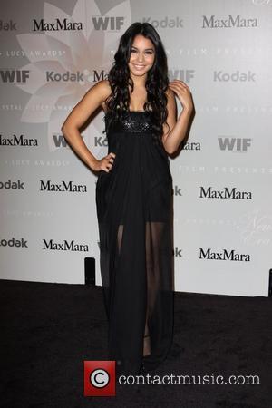 Vanessa Hudgens 2010 Crystal + Lucy Awards: A New Era held at the Hyatt Regency Century Plaza - arrivals Century...