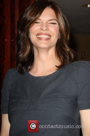 Jeanne Tripplehorn 2010 Crystal + Lucy Awards: A New Era held at the Hyatt Regency Century Plaza - inside Century...