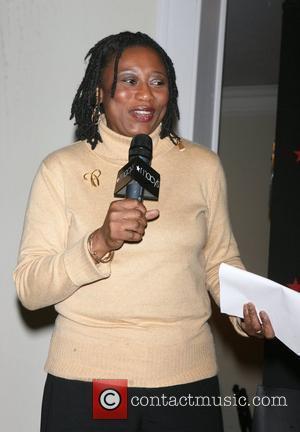 Rosalind McLymont Macy's celebrates you Black History Month  New York City, USA - 18.02.10