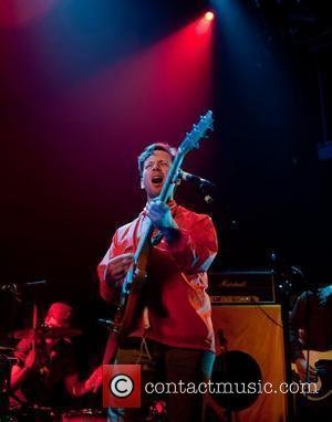 British Sea Power Play Protest Gig On Boat