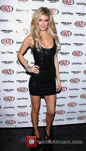 Marisa Miller and Las Vegas