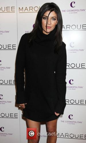 Jessica Szohr The Cosmopolitan Grand Opening and New Year's Eve Celebration at Marquee Nightclub in The Cosmopolitan Las Vegas, Nevada...