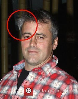 Matt LeBlanc showing signs of aging, looking overweight and with greying hair while leaving Katsu-ya restaurant Los Angeles, California -...