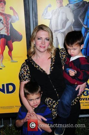 Melissa Joan Hart New York Premiere of 'Megamind' held at the AMC Lincoln Square IMAX. New York City, USA -...