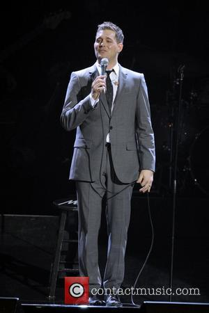 Buble Glad He Didn't Find Fame On Tv Talent Show