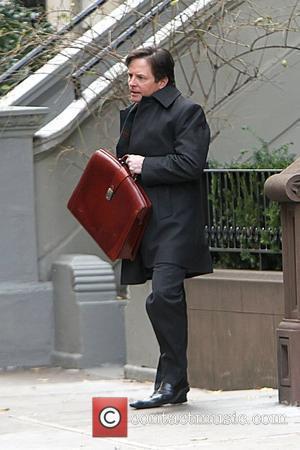 Michael J Fox Wins Golden Camera Lifetime Achievement Award