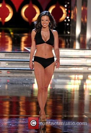 Miss Maine Arikka Knights 2011 Miss America Preliminary Day 1 at Planet Hollywood Theater of Performing Arts at Planet Hollywood...