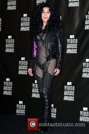 Cher The 2010 MTV Video Music Awards (MTV VMAs) held at the Nokia Theatre - Press Room Los Angeles, California...