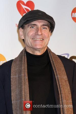 James Taylor 2010 MusiCares Person of The Year Tribute to Neil Young held at the Los Angeles Convention Center -...