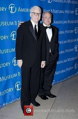 Steve Martin and Lorne Michaels The American Museum of Natural History 2010 Gala - Arrivals New York City, USA -...