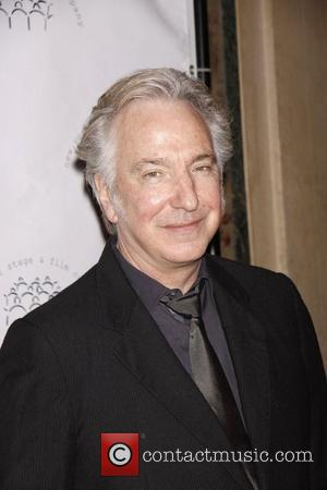 Alan Rickman The 2010 New York Stage and Film Gala Honors held at The Plaza Hotel.  New York City,...