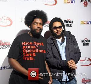 ?Uestlove of the Roots and Yameen Ourworld ESPN the Magazine's 7th Annual Pre-Draft Party at Espace New York City, USA...