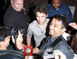 Nick Jonas and Queen