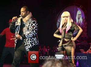 Busta Rhymes and Nicki Minaj
