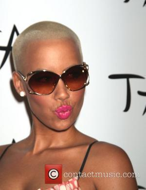 Amber Rose Nicki Minaj celebrates her 26th Birthday at Tao Nightclub at The Venetian Resort Casino Las Vegas, Nevada -...