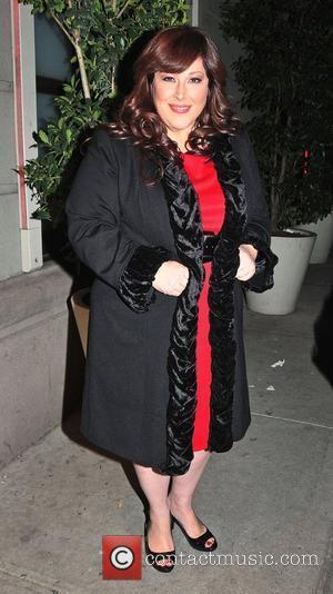 Carnie Wilson of Wilson Phillips outside her Manhattan hotel New York City, USA - 09.12.10