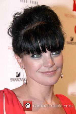Pauley Perrette Mercedes-Benz IMG New York Fashion Week Fall 2010 - The Heart Truth's Red Dress Collection 2010 Fashion Show...