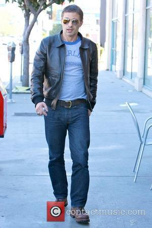 Olivier Martinez out running errands Los Angeles, California - 09.10.10