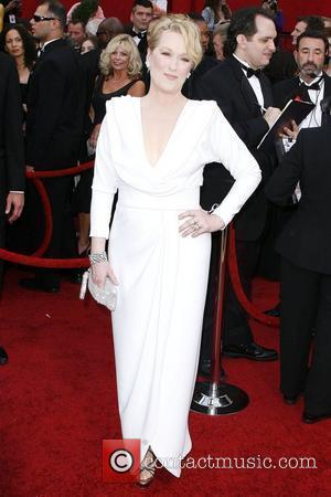 Streep Learns She's Related To Pal Nichols On Tv