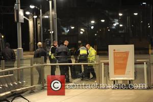 Anderson's Train Terror Over Fan Arrest