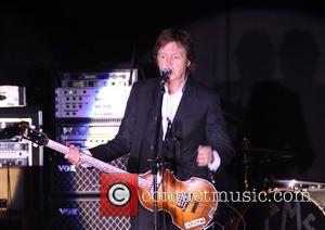 Mccartney Working On Surfing Film
