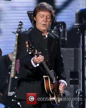 Mccartney Upset Over Nasa's Animal Testing