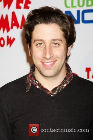 Simon Helberg at the opening night of the 'Pee-Wee Herman Show' held at the Club Nokia Los Angeles, USA -...