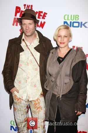 Thomas Jane & Patricia Arquette at the opening night of the 'Pee-Wee Herman Show' held at the Club Nokia Los...