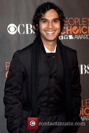 Kunal Nayyar People's Choice Awards 2010 held at the Nokia Theatre L.A. Live - Arrivals Los Angeles, California - 06.01.10