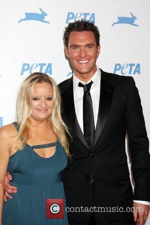 Lucy Davis and Owain Yeoman The PETA's 30th Anniversary Gala And Humanitarian Awards at the Hollywood Palladium  Los Angeles,...