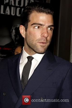 Zachary Quinto Opening night of the Broadway play 'Present Laughter' at the American Airlines Theatre New York City, USA -...