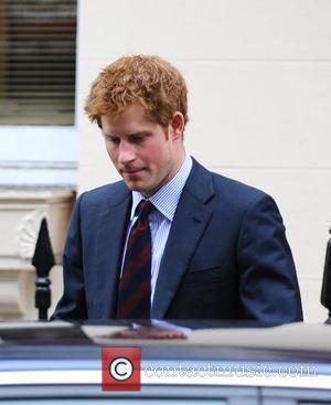 Prince Harry and The Rifles