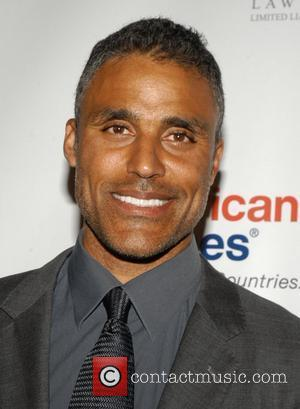 Rick Fox  Harold Pump Foundation 10th Anniversary Celebration held at the Century Plaza Hotel Centruy City, California - 12.08.10