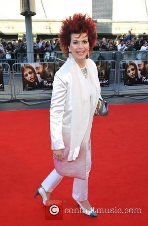 Cleo Rocos Raavan - UK film premiere held at the BFI Southbank -arrivals. London, England - 16.06.10