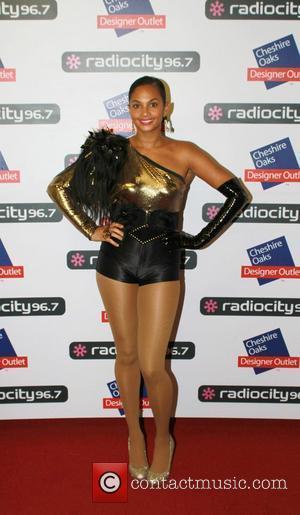 Alesha Dixon Radio City 96.7 LIVE event held at Liverpool Echo Arena Liverpool, England - 15.08.10