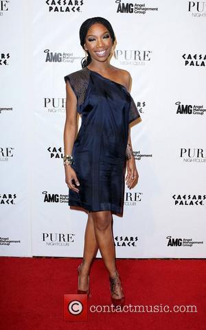 Brandy Multi-platinum recording artist and reality star Ray J celebrates his 30th birthday at Pure Nightclub at Caesars Palace Resort...