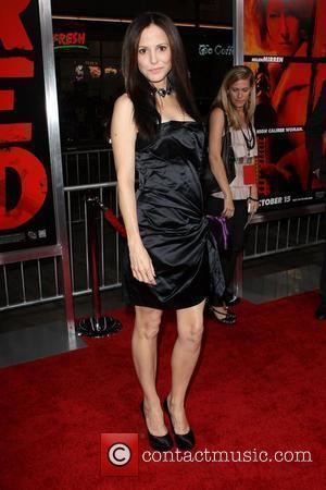 Mary-louise Parker 'Goaded' Into Weeds Nude Scene