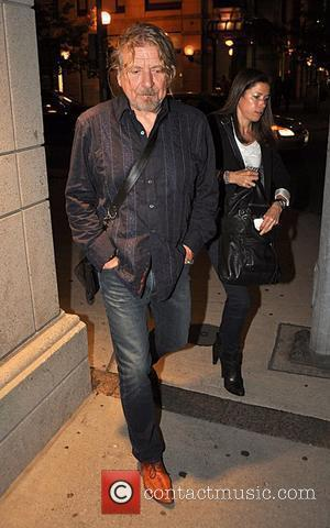 Robert Plant Marries Patty Griffin - Report