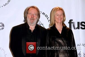Inductees Benny Andersson and Rock And Roll Hall Of Fame