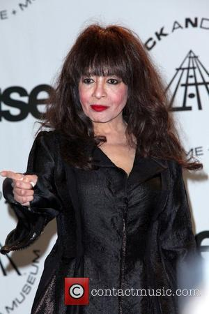 Ronnie Spector and Rock And Roll Hall Of Fame