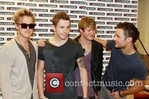 Mcfly Close New Website On Launch Day
