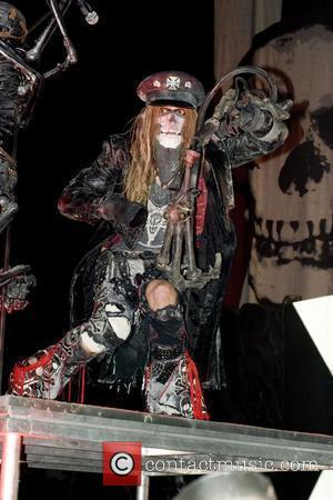 Jordison Plays With Two Bands On Zombie Tour