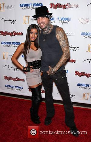 Lupe Fuentes, Evan Seinfeld Rolling Stone Hot Party at Jet Nightclub at The Mirage Resort Hotel  Las Vegas, Nevada...
