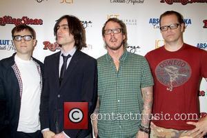 Weezer, Las Vegas and Rolling Stones