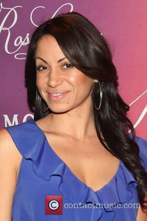 Disney English Choochoo Soul's Genevieve Goings  Moet & Chandon hosts the Rose Lounge at Press Lounge at Ink48 New...