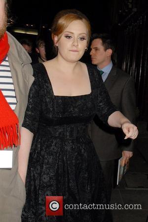 Adele Quits Booze