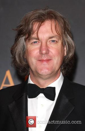 James May The Royal Television Society Awards 2010 (RTS awards) London, England - 16.03.10