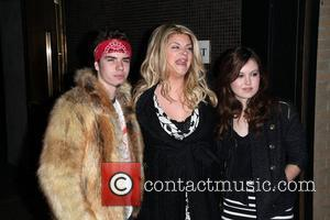 Kirstie Alley and her children The NY premiere of 'The Runaways' shown at the Landmark Sunshine Cinema - Arrivals New...